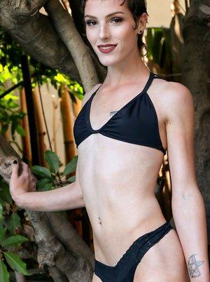 Skinny Ladyboy Pictures